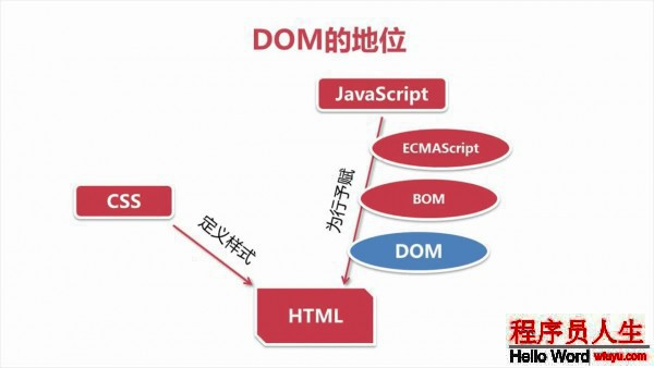 JavaScript学习--Item29 DOM基础详解