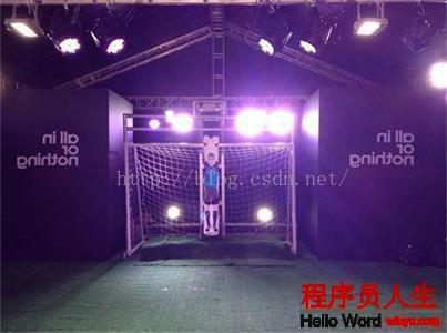 足球守门机器人(附视频)——智能机器人守门员—— 梅西足球机器人守门员——守门员机器人介绍