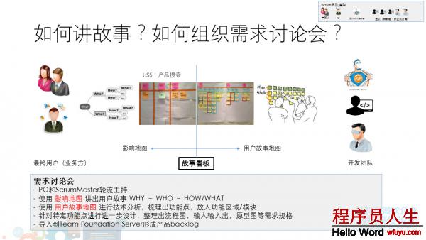 udad 用户故事驱动的敏捷开发 – 演讲实录 - 综合技术