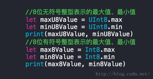 芒果iOS开发之Swift教程02-Swift基本数据类型