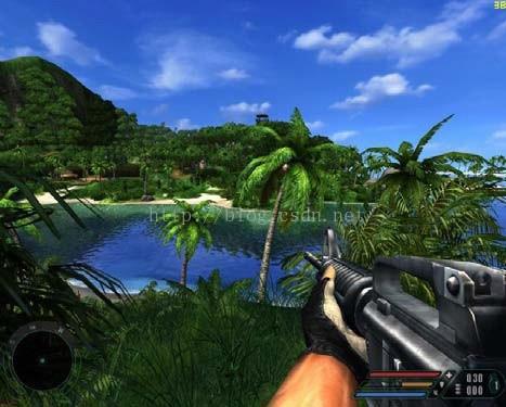 探寻次时代渲染 - CryEngine2