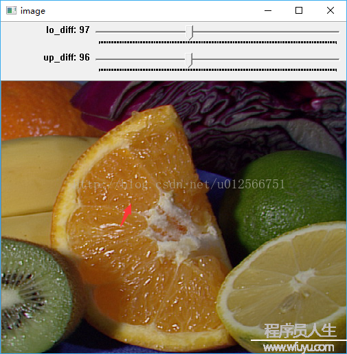 OpenCV3.0 Examples学习笔记(7)-ffilldemo.cpp