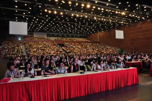 由ixdc(国际体验设计协会)主办的2014国际体验设计大会于7月18日在