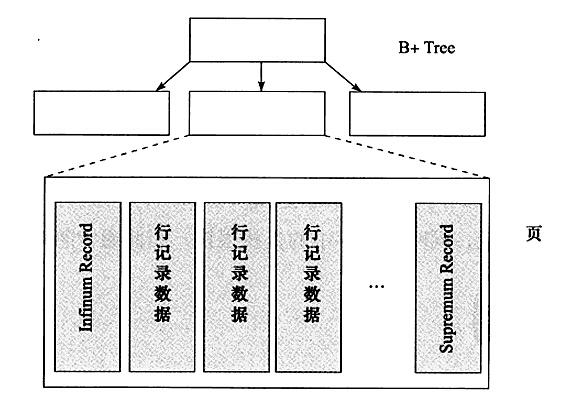 mysql数据库存储结构