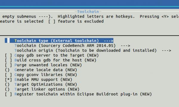 使用buildroot搭建linux文件系统- 程序员人生